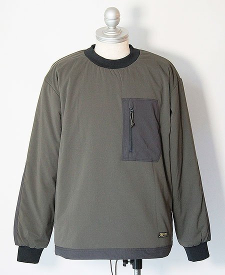 COLIMBO コリンボ SALISBURY PCS SWEATER LIGHT (DARK GREEN)