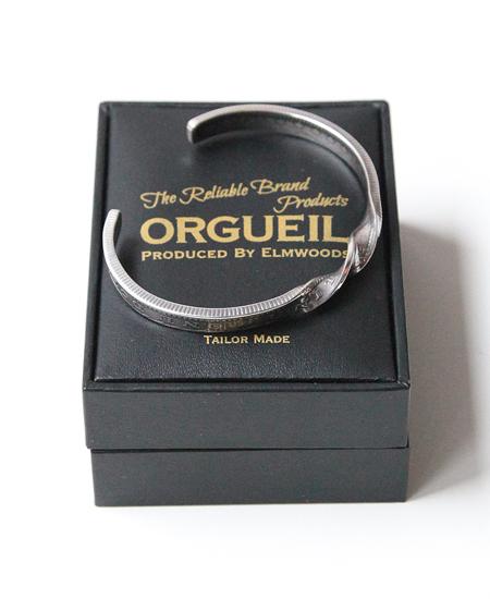 ORGUEIL オルゲイユ OR-7085 COIN BRACELET