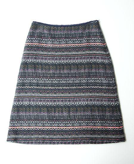 【SALE】 mina perhonen ミナペルホネン slow  スロウ スカート
