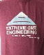 "COLIMBO コリンボ PRINTED T-SHIRTS "" Extreme GMT.Engineering "" (BOR DEAUX)"