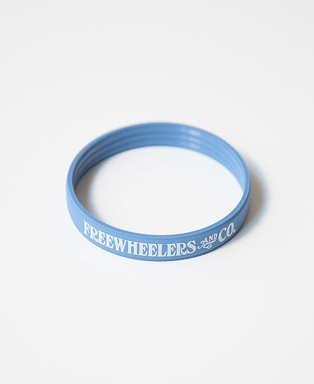 "FREEWHEELERS フリーホイーラーズ ion""e""air イオニア リストバンド"