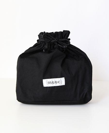 muuc ムーク 色糸花の2wayバッグ