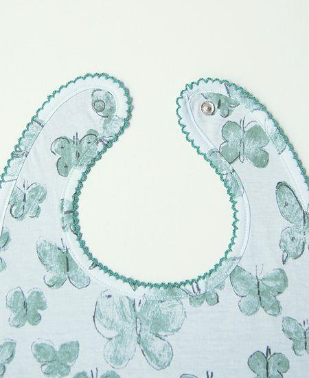 【SALE】 mina perhonen ミナペルホネン memoria メモリア スタイ (baby)