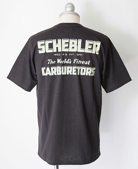 """FREEWHEELERS フリーホイーラーズ  MOTOR CULTURE """" SCHEBLER """" (SHADY BLACK)"""