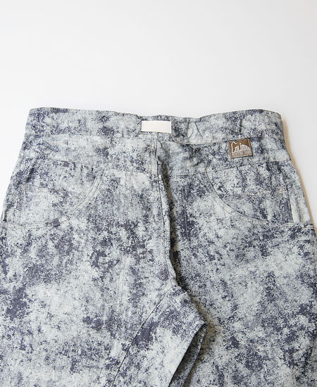 COLIMBO コリンボ GOAT ISLAND CLIMB PANTS (CHEMICAL DENIM)