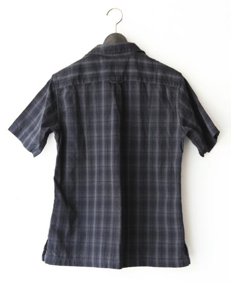 【別注】 COLIMBO コリンボ Bald Hill Open Colar Shirts