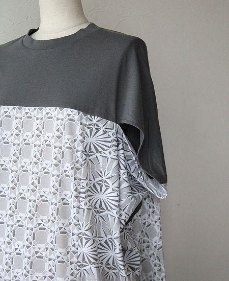 mintdesigns  ミントデザインズ CUTTING GRASS DRESS