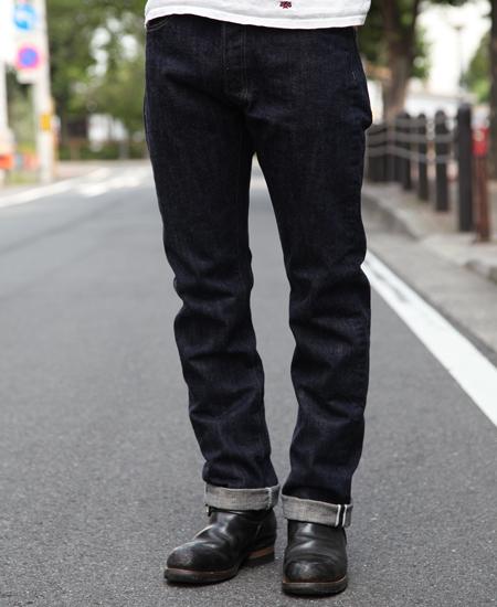 【別注】 COLIMBO コリンボ 5POCKET DENIM