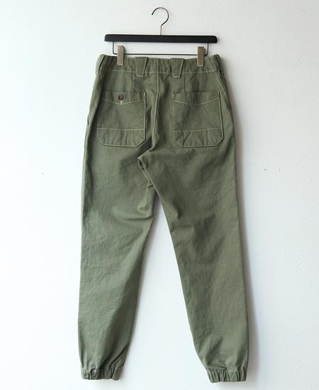 【別注】 COLIMBO コリンボ Belleville Field Pants -Herringbone-