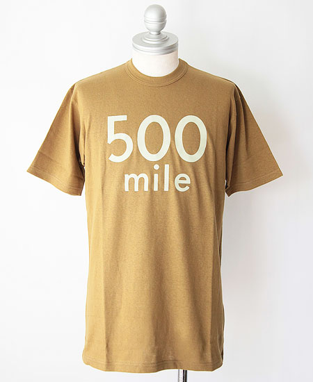 "FREEWHEELERS フリーホイーラーズ MOTOR CULTURE "" 500 MILE RACE "" (OLIVE DRAB)"