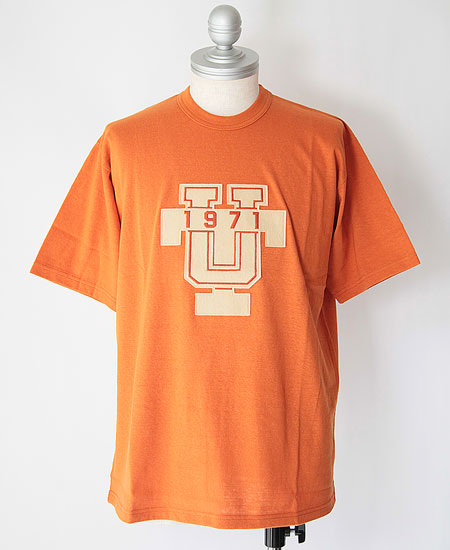 "FREEWHEELERS フリーホイーラーズ  HOME OF U.S. "" UT 1971 "" (BLAZE ORANGE)"