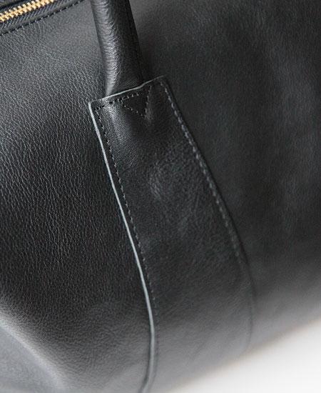 TIMESMARKET ORIGINAL BOSTON LEATHER BAG
