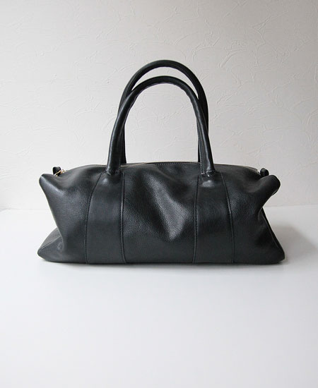 TIMESMARKET ORIGINAL BOSTON LEATHER BAG