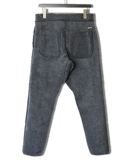 COLIMBO コリンボ PARK LODGE DUAL FLEECE PANTS (B/S GRAY)