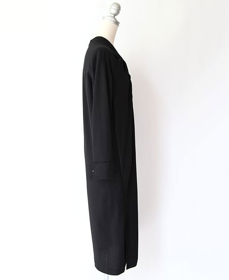 mintdesigns  ミントデザインズ TWIST DRAPE DRESS