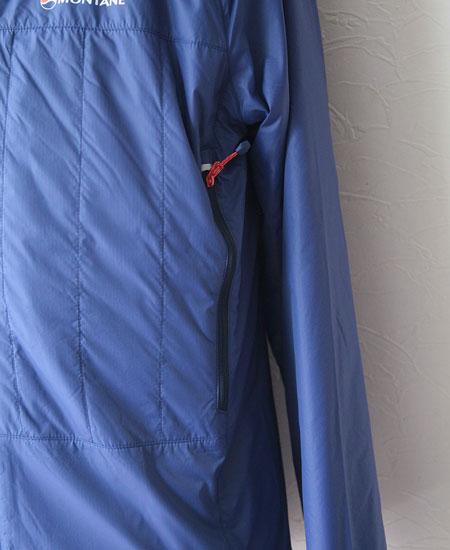 MONTANE モンテイン PRISM JACKET プリズム ジャケット (ANTARCTIC BLUE)