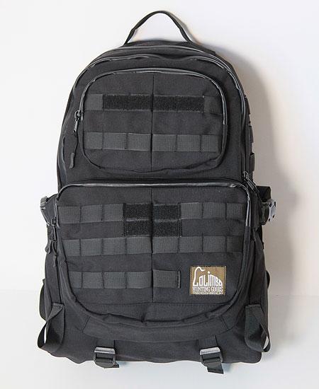 COLIMBO コリンボ SONORAN 3 DAYS ASSAULT PACK (BLACK)