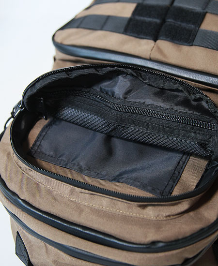 COLIMBO コリンボ SONORAN 3 DAYS ASSAULT PACK (COYOTE BROWN)