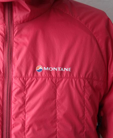MONTANE モンテイン PRISM JACKET プリズム ジャケット (SEDONA RED)