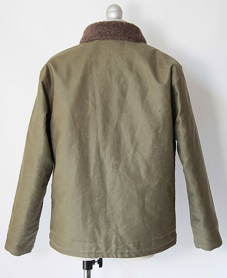 COLIMBO コリンボ ORIGINAL OBSERVER JACKET 2ND (OLIVE)