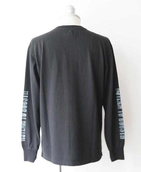 【再入荷】COLIMBO コリンボ FAIRFIELD LONG TEE SHIRT (BLACK)