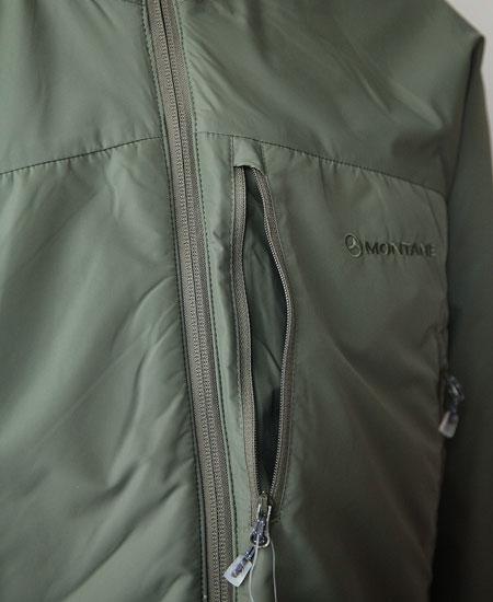 MONTANE モンテイン EXTREME JACKET エクストリーム ジャケット (OLIVE)