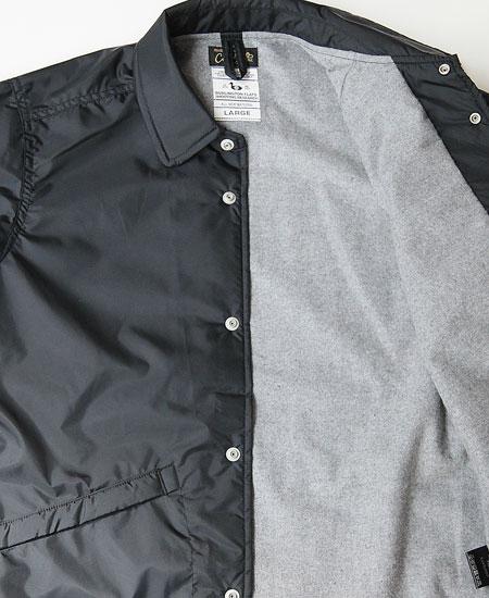 【別注】COLIMBO コリンボ COACH JACKET コーチジャケット(BLACK)