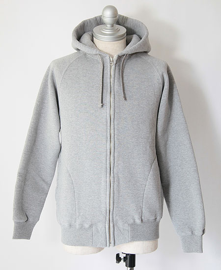 【別注】COLIMBO コリンボ LUNA PARK SWEAT PARKA SPECIAL (MOCK GRAY)