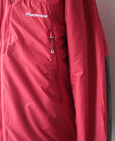 MONTANE モンテイン EXTREME JACKET エクストリーム ジャケット (ALPINE RED)