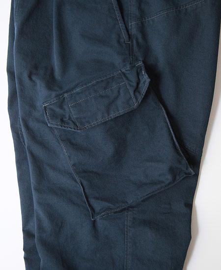 COLIMBO コリンボ HOLY LOCH SUBMARINER PANTS (NAVY BLUE)