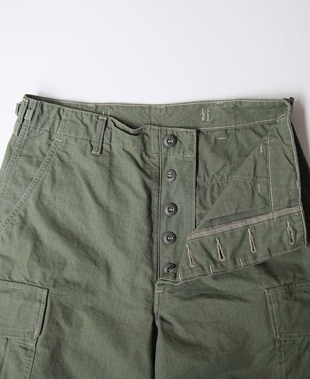 COLIMBO コリンボ SOUTHERN MOST BUSH PANTS (OD-GREEN)