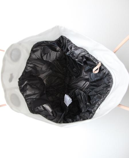 【SALE】 mina perhonen ミナペルホネン flex bag フレックスバッグ (大)