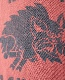COLIMBO コリンボ FAIR FIELD TEE SHIRT - ARKANSAS RECON - (OLD ROSE)
