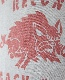 COLIMBO コリンボ FAIR FIELD TEE SHIRT - ARKANSAS RECON - (MOCK GRAY)