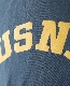 COLIMBO コリンボ FAIR FIELD TEE SHIRT - U.S.NAVAL ACODEMY 72 - (NAVY)