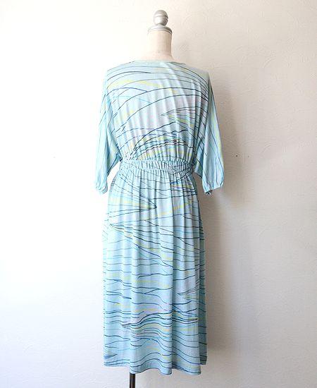 【SALE】 mina perhonen ミナペルホネン ray レイ カットソーワンピース ドレス