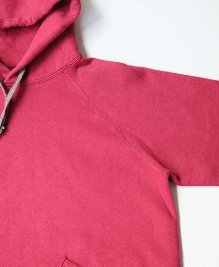 COLIMBO コリンボ FAIRBANKS SWEAT PARKA 2019 Model (RED)