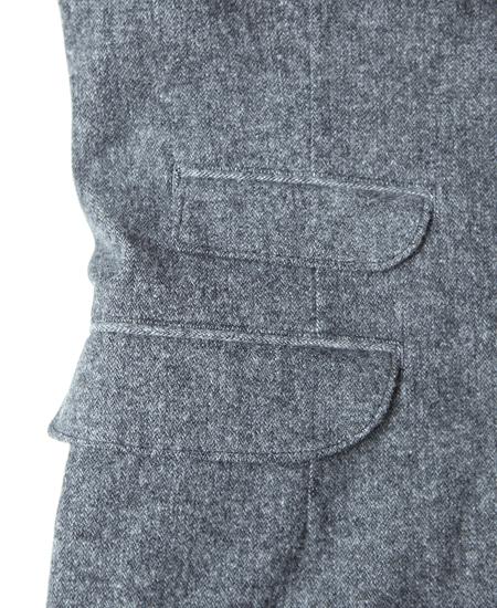 ORGUEIL オルゲイユ Herringbone Jacket