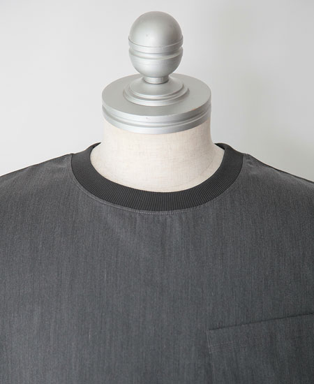 COLIMBO コリンボ EXCELSIOR DRY TEE SHIRT S/S (GRAY)