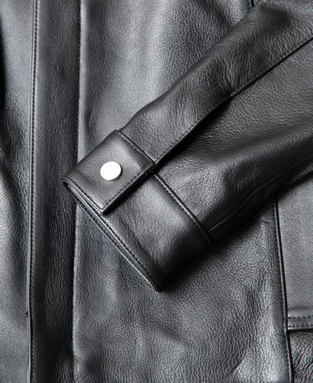 TIMESMARKET Leather Riders JKT