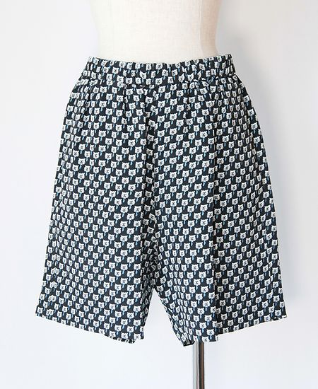 mintdesigns ミントデザインズ CAT & MOUSE EASY SHORTS