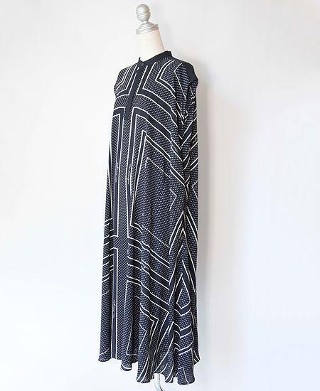 mintdesigns ミントデザインズ BIG FLARE DRESS