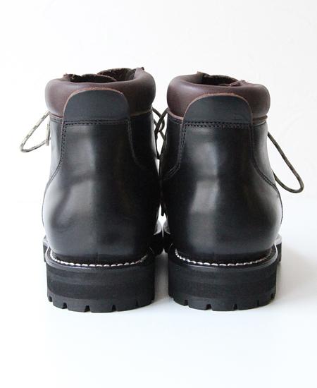 """【別注】 WHEELROBE ウィールローブ 5"""" WANDERING BOOTS ワンダリング ブーツ (BLACK)"""
