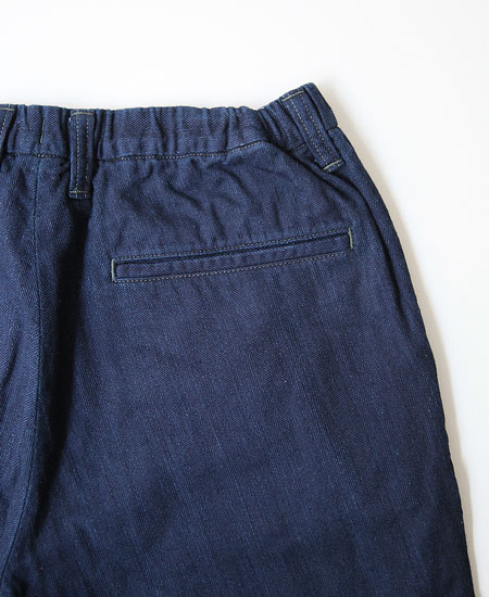 COLIMBO コリンボ ORIGINAL WATERLOO EZ-PANTS (INDIGO BLUE)