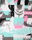 【SALE】 mina perhonen ミナペルホネン paradise  パラダイス カットソーワンピース (Kids・110cm)