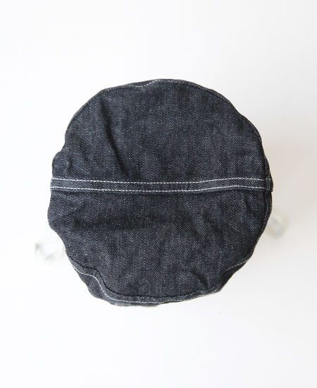 COLIMBO コリンボ TRI-RIVERS GADGETRY BAG (INDIGO DENIM)