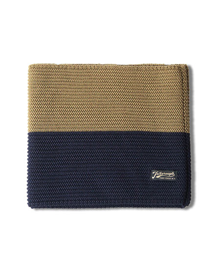 COLIMBO コリンボ ORIGINAL SHOOTING NECKER -REGULAR- (GREEN × NAVY)