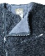 COLIMBO コリンボ ALBERT SYNTHETIC PILE JAKET (BLACK)