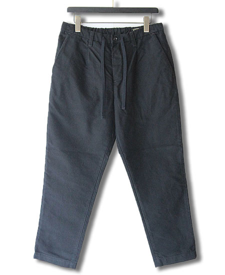 COLIMBO コリンボ GRAHAM MOLESKIN WORK EZ-PANTS (BLACK)