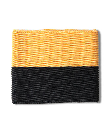 COLIMBO コリンボ ORIGINAL SHOOTING NECKER -REGULAR- (YELLOW × BLACK)
